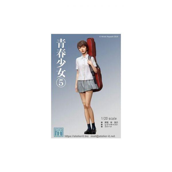 1/20 Seishun Shojo  Vol.5