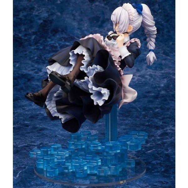 "1/7 Full Metal Panic! Invisible Victory: Teletha ""Tessa"" Testarossa Maid Ver."