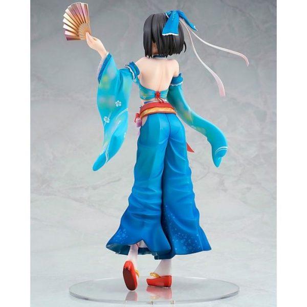 1/7 THE IDOLM@STER Cinderella Girls: Kako Takafuji Talented Lady of Luck Ver. PVC