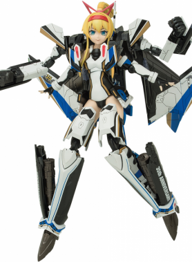 V.F.G. VF-31J Siegfried Macross 35th Anniversary