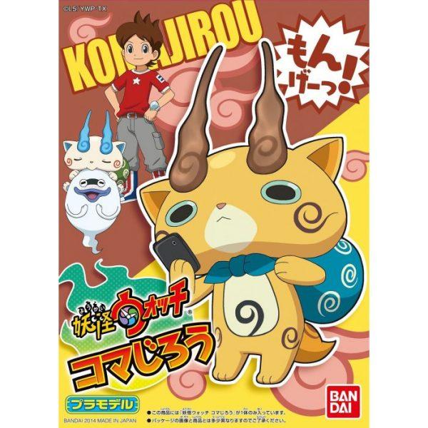 Youkai Watch 06: Komajirou