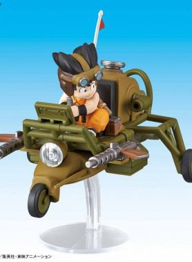Mecha Collection Son Goku's Jet Buggy