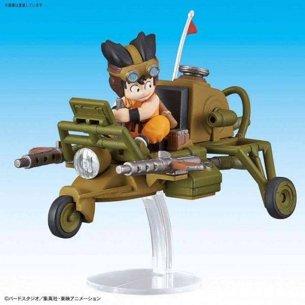 Mecha Collection Son Goku's Jet Buggy