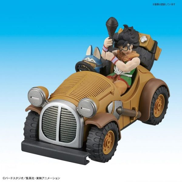 Mecha Collection Dragon Ball Series Vol.5 Yamcha's Mighty Mouse