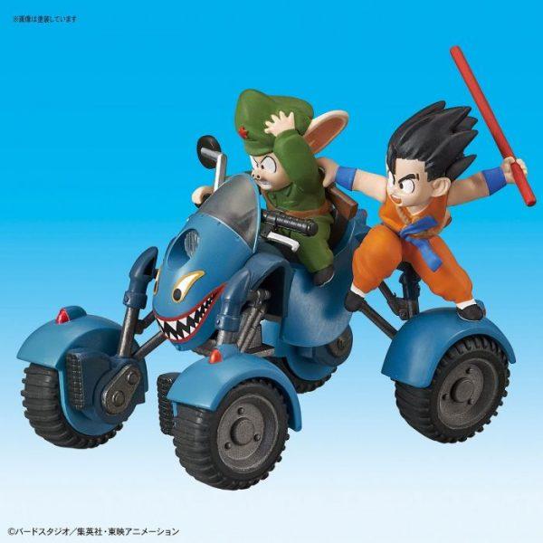 Mecha Collection Dragon Ball Vol.6 Oolong's Road Buggy
