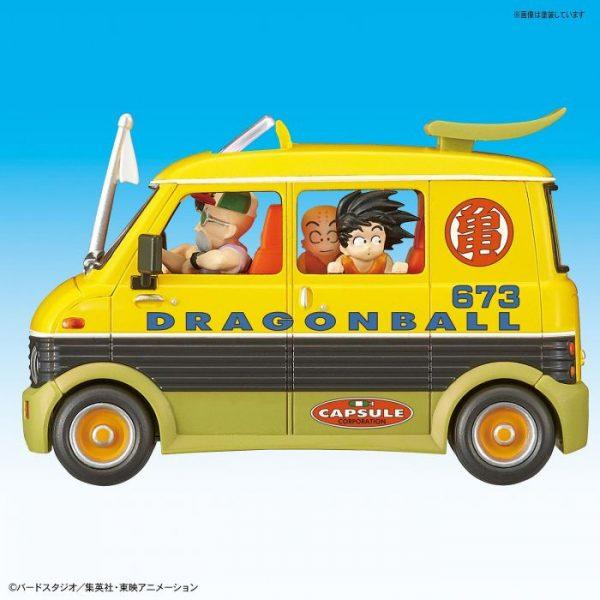 Mecha Collection Dragon Ball Vol.7 Master Roshi's Station Wagon
