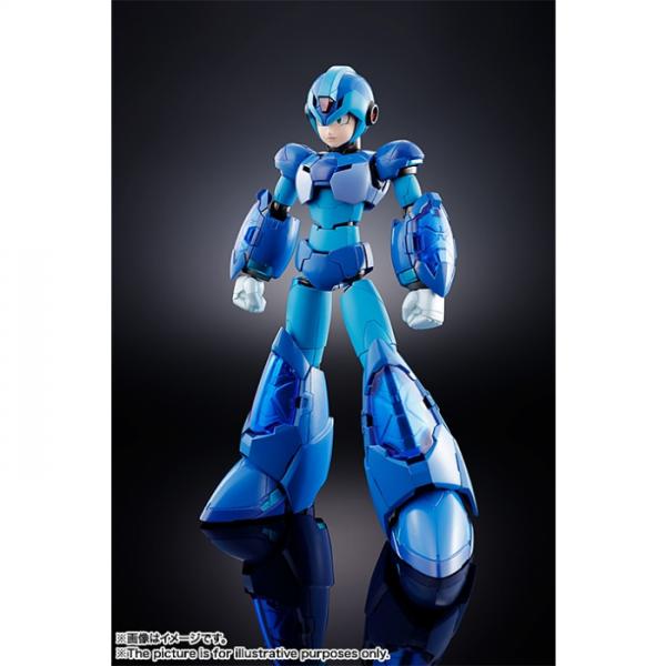 Chogokin Mega Man X: GIGA ARMOR X