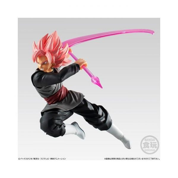 Dragon Ball Styling Legendary Super Saiyan Rose Goku Black
