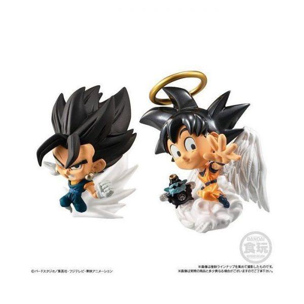 Dragon Ball Super Warrior Figure #4: 1Box