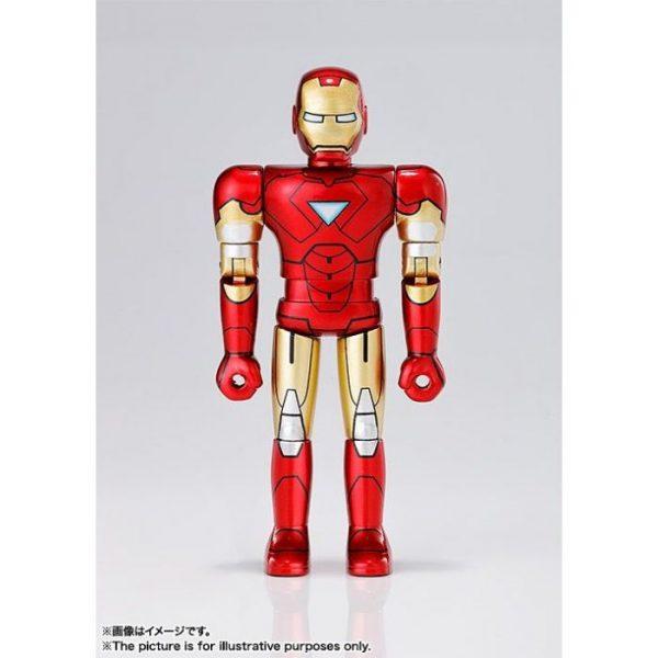 Chogokin Heroes Iron Man Mark 6
