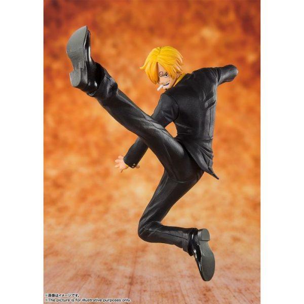 Figuarts ZERO Black Leg Sanji
