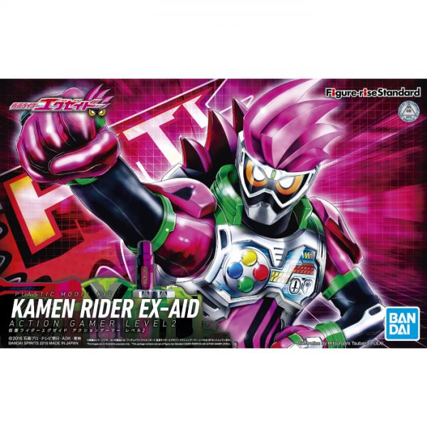 Figure-rise Standard Kamen Rider Ex-Aid Action Gamer Level 2