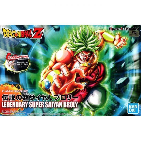 Figure-rise Standard Legendary Super Saiyan Broly