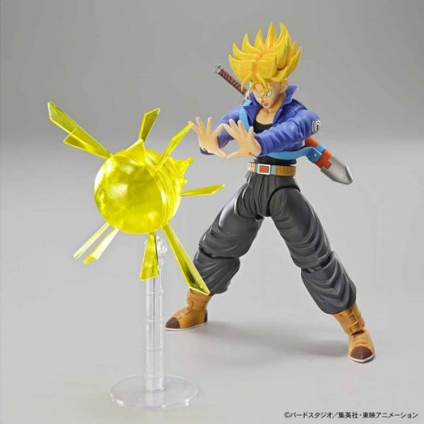 Figure-rise Standard Super Saiyan Trunks