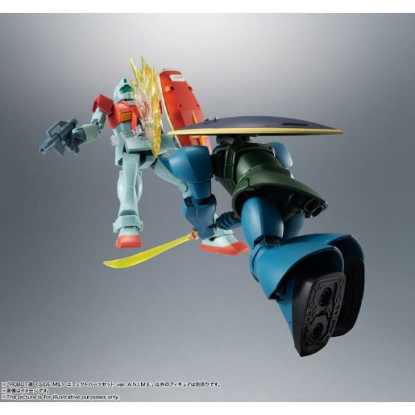 Robot Damashii  Effect Parts Set ver. A.N.I.M.E.