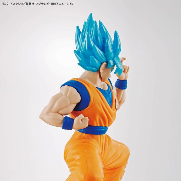 Entry Grade Super Saiyan God Super Saiyan Son Goku