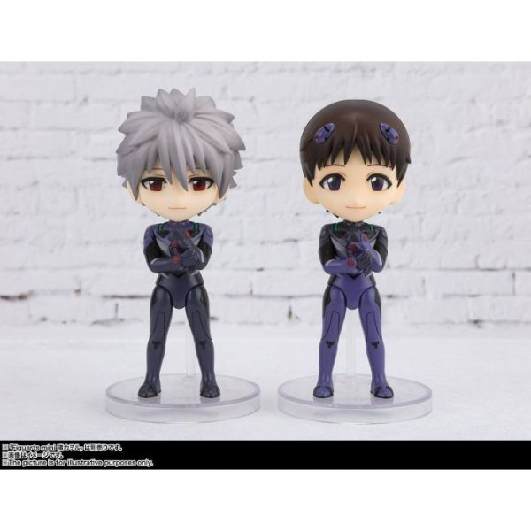 Figuarts mini Shinji Ikari