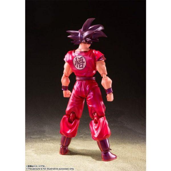 S.H.Figuarts Son Goku Kaio-ken