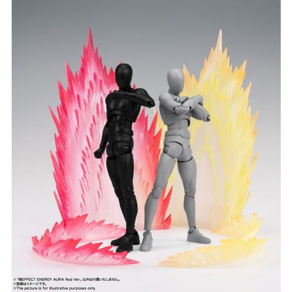 Tamashii Effect Energy Aura Red Ver.