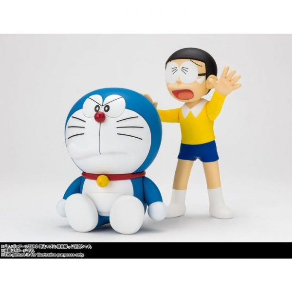 Figuarts Zero Doraemon -Scene Arc-