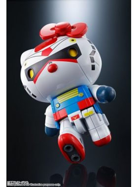 Chogokin Gundam Hello Kitty
