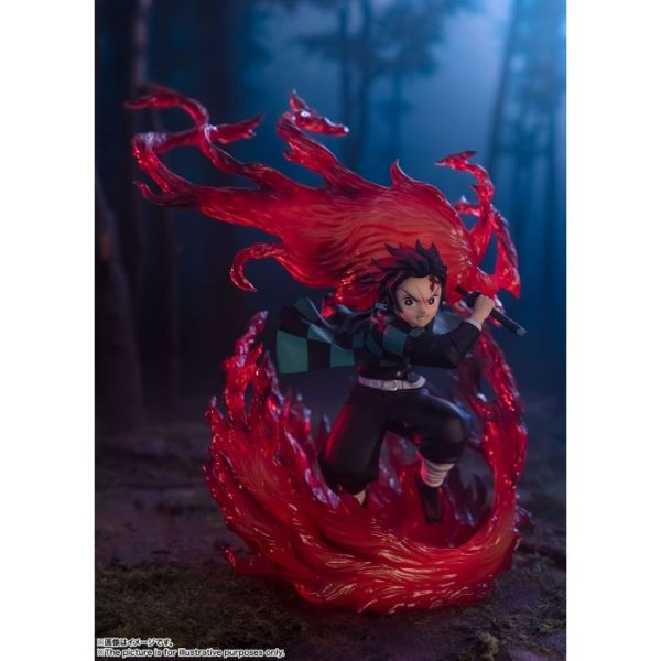 "Figuarts ZERO Tanjiro Kamado ""Dance of the Fire God"""