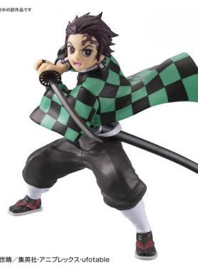 Demon Slayer: Kimetsu Model: Tanjiro Kamado
