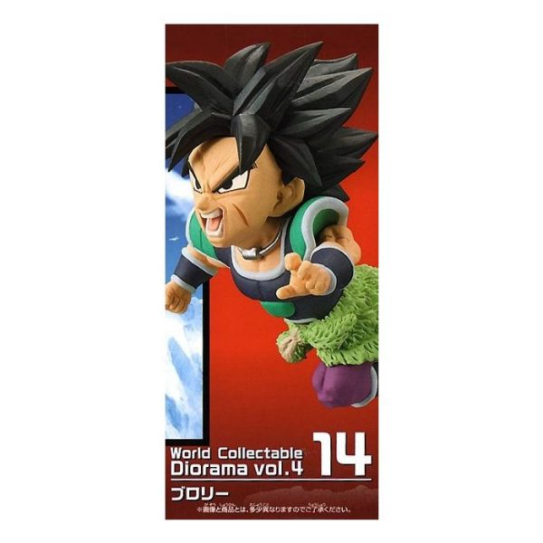 Dragon Ball Super: World Collectable Diorama: Vol.4