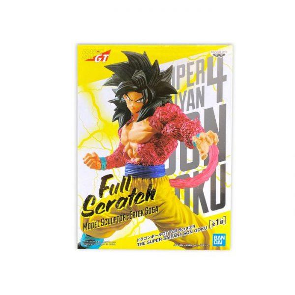 Dragon Ball GT: Full Scratch The Super Saiyan 4 Son Goku