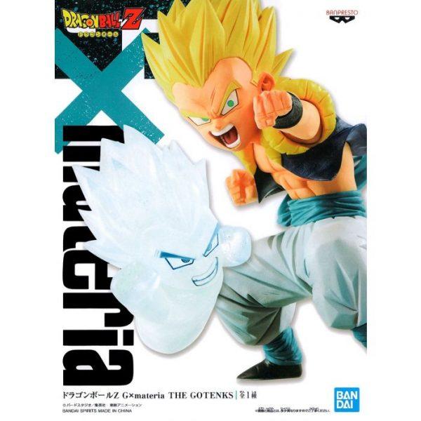 Dragon Ball Z G x Materia THE GOTENKS