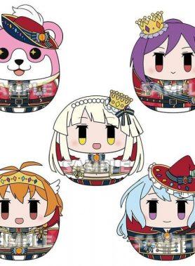 BanG Dream! Girls Band Party!: Corocot Hello, Happy World! 1Box 5pcs