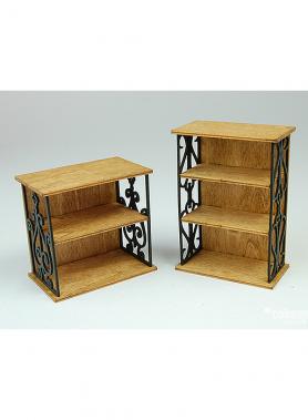 1/12 Iron Shelf Set