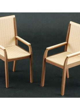 1/12 Rattan Chair