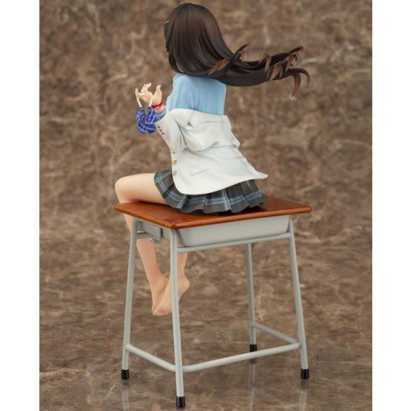 1/7 My Girlfriend Ran Sempai -A Moment of After School- illustration by Kazuharu Kina