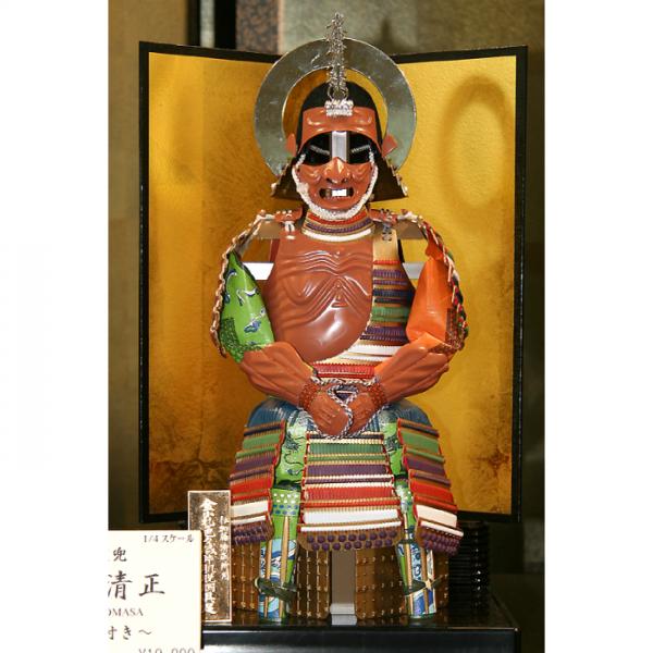 1/4 Kato Kiyomasa Armor