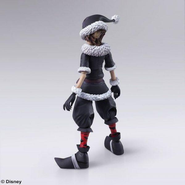 Kingdom Hearts II Bring Arts Sora Christmas Town Ver.