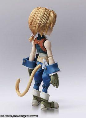Final Fantasy IX BRING ARTS Zidane & Garnet