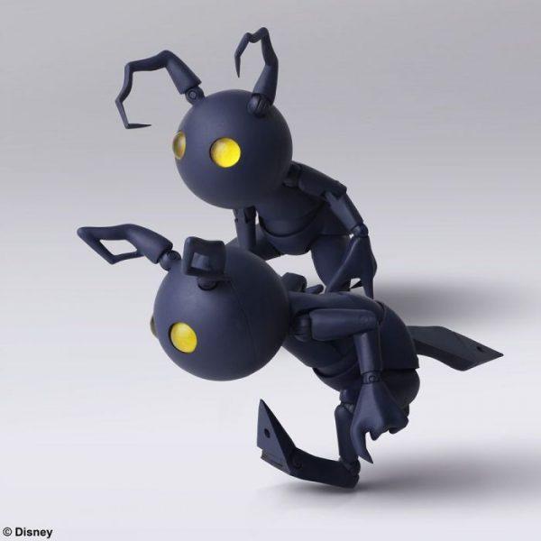 Kingdom Hearts III: BRING ARTS Shadow 2pcs