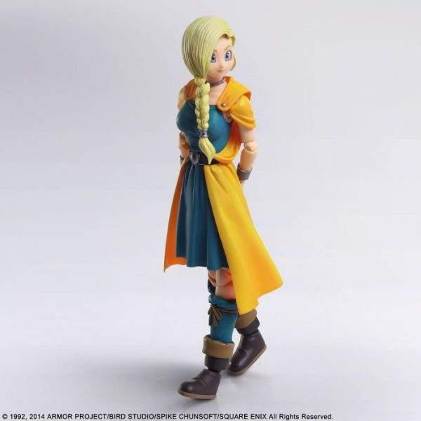 Dragon Quest V: Hand of the Heavenly Bride Bring Arts Bianca