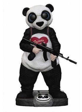 Suicide Squad: Panda Finders Keyper