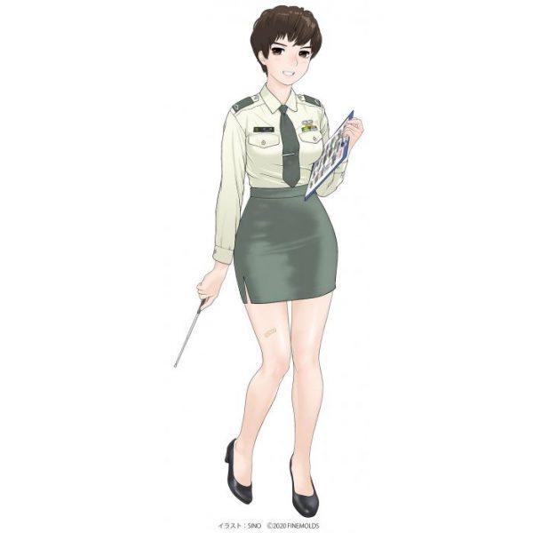1/35 Rekiso Otome: Hinata w/HMV