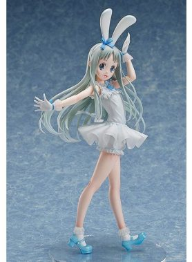 1/4 Anohana: The Flower We Saw That Day the Movie: Menma Rabbit Ears Ver. PVC