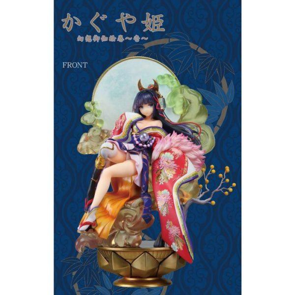 1/7 Genesis x Fuzichoco Fantasy Fairytale Scroll Vol. 1 Princess Kaguya Figure