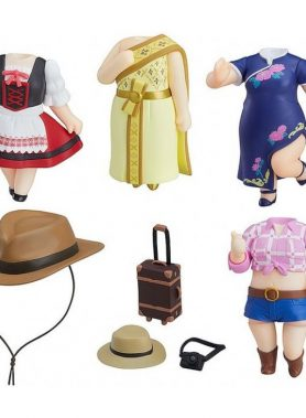 Nendoroid More: LoveLive!Sunshine!! Dress Up World Image Girls Vol.2: 1Box