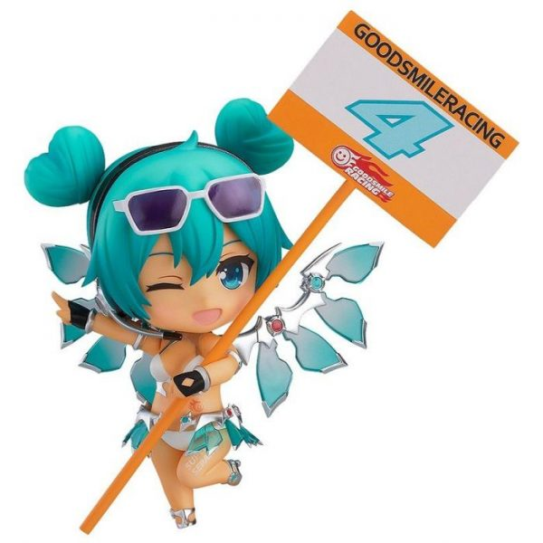 Nendoroid Racing Miku: 2013 Sepang Ver.