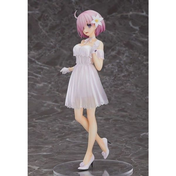 1/7 Fate/Grand Order: Shielder Mash Kyrielight Heroic Spirit Formal Dress Ver. PVC