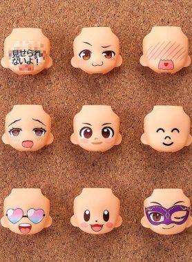 Nendoroid More: Face Swap 04: 1Box