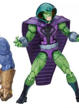 Marvel - Hasbro Action Figure: 6 Inch: Legends - Avengers Series 4.0: #07 Serpent Society