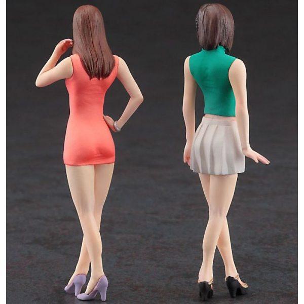 1/24 Fashion Model Girls Figures