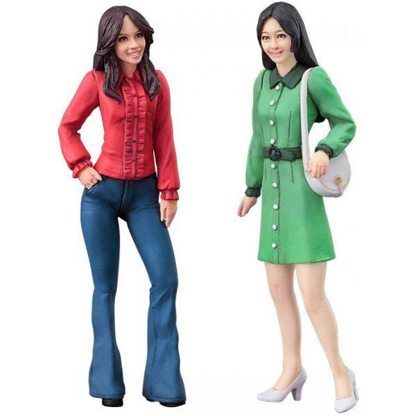 1/24 70's Girls Figure